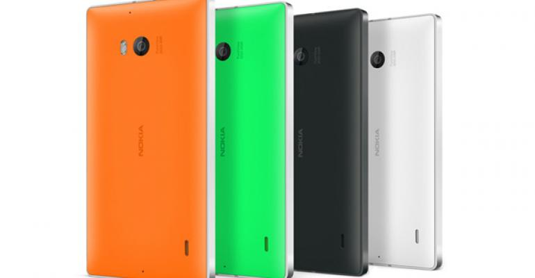 Lumia 930 Heads to Europe, Asia and the Middle East This Week
