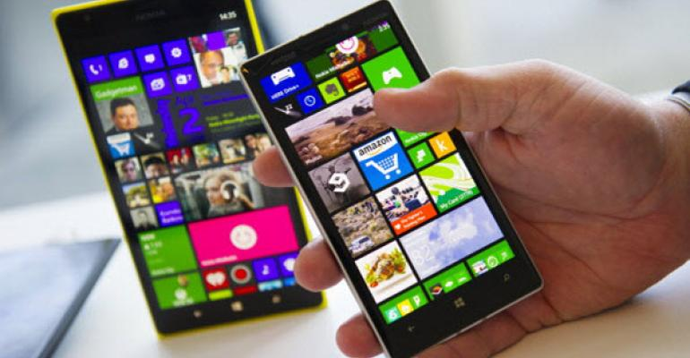 Microsoft Improves Windows Phone for the Enterprise with Update 1