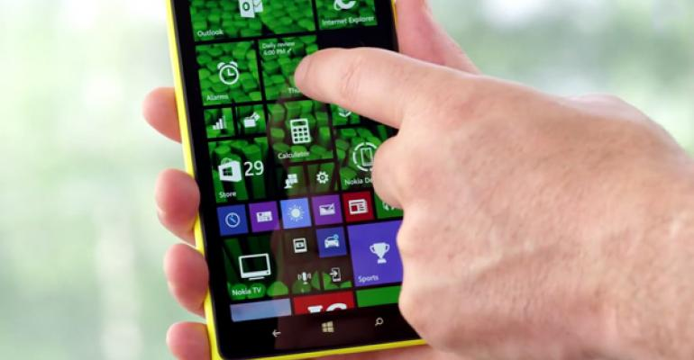 Here Comes Windows Phone 8.1 and Lumia Cyan