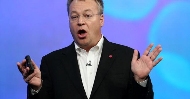 Microsoft's Elop on Cuts, Eliminations, Team Consolidation, and Supporting Nokia X