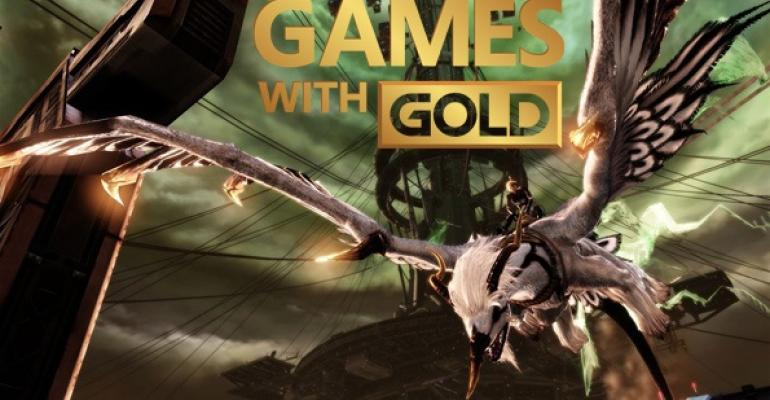 Games with Gold: August 2014