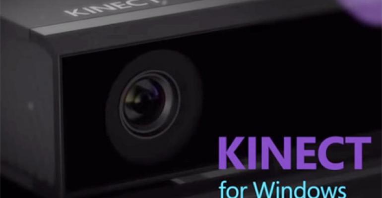 Kinect v2 for Windows on Sale Next Week