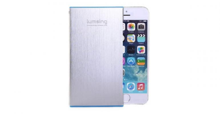 Review: Lumsing 6000 Series Portable Power Bank