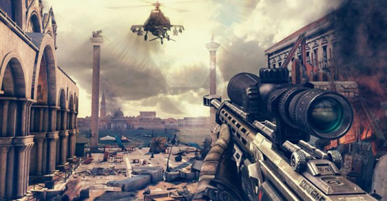 Modern Combat 5 for Windows 8.1 and Windows Phone 8/8.1