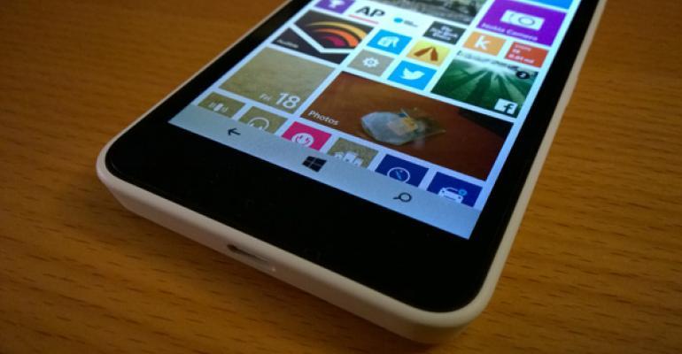Windows Phone 8.1 Tip: Manage the Navigation Bar