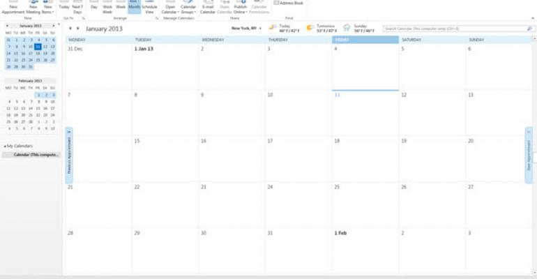 Useful Tool: Calendar Check for Outlook