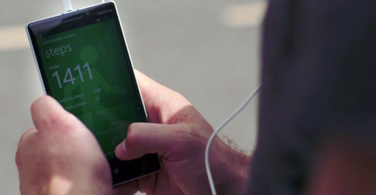 Keep Moving with Nokia Lumia SensorCore