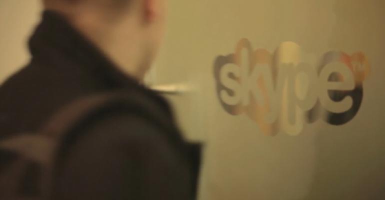 Skype + Amazon Fire Phone