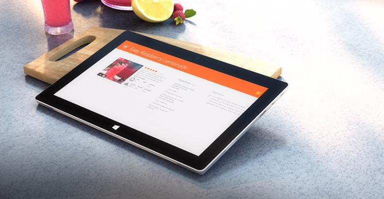 Microsoft Surface Firmware Updates for July 2014