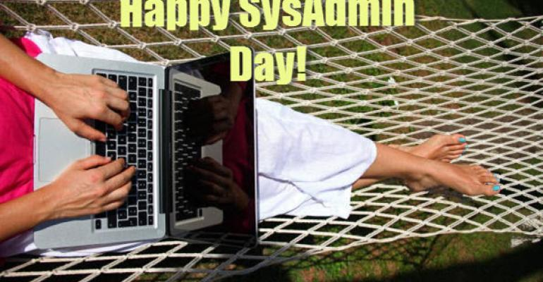 Celebrate SysAdmin Day with Free Enterprise Management Software
