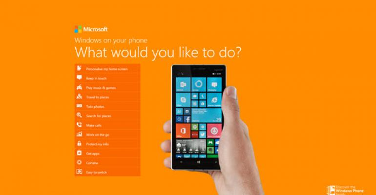 Windows Phone 8.1 in Depth and Online