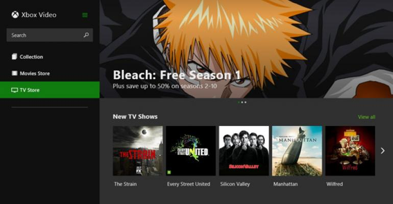 Xbox Video for Windows Updated to Match Xbox Music Design