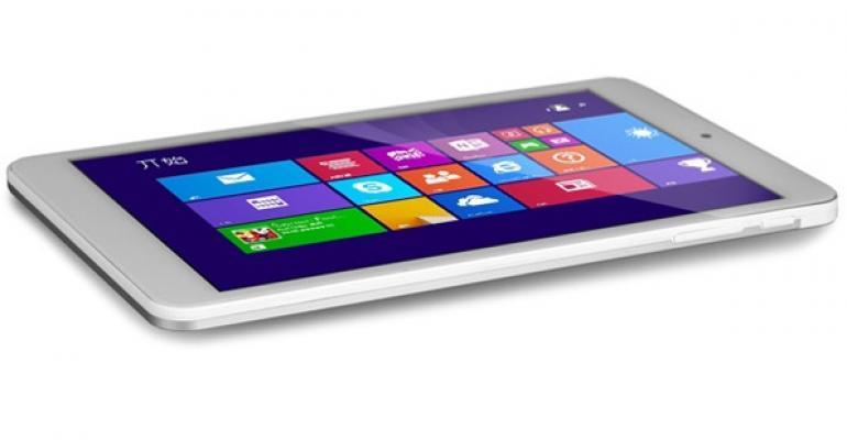 A 100 Windowsbased tablet