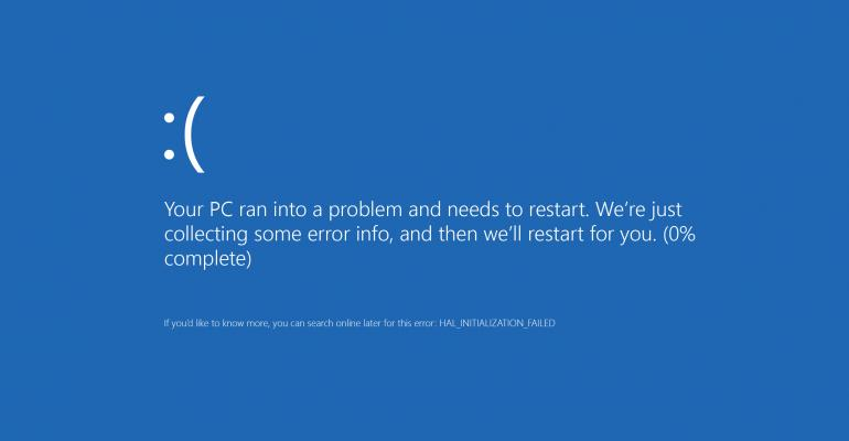 Microsoft Pulls KB2982791 After 4 Days of Blue Screens