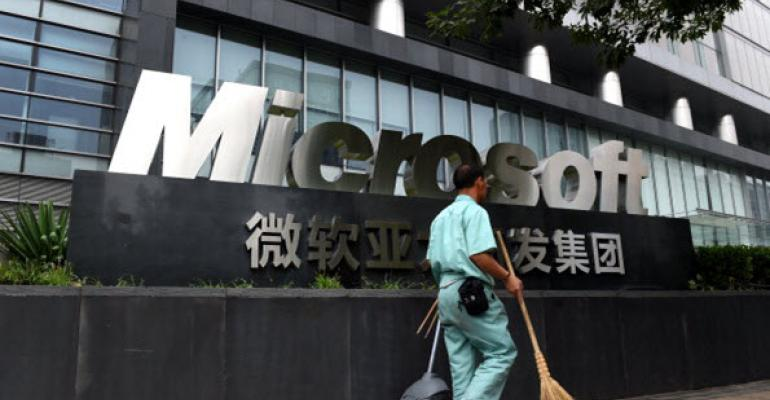 Overnight in China: Microsoft Raided Again, Apple Hardware Products Now Banned