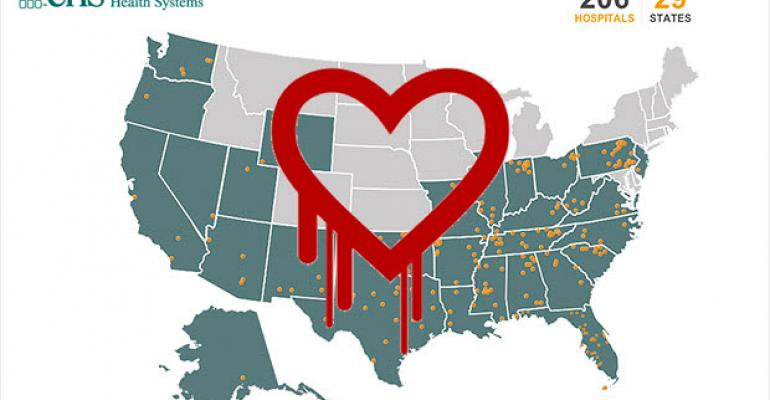 Heartbleed at Fault for Community Health Systems Hack?