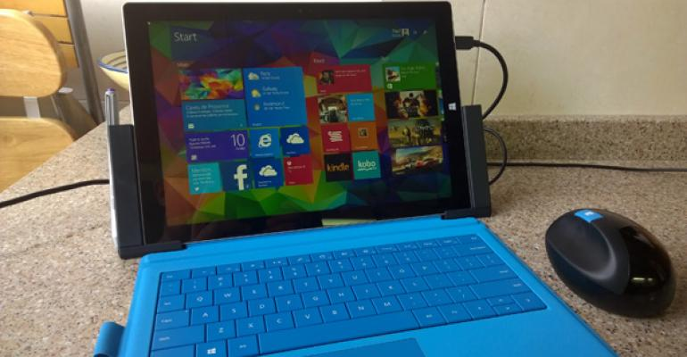 Microsoft Surface Pro 3 Docking Station Review