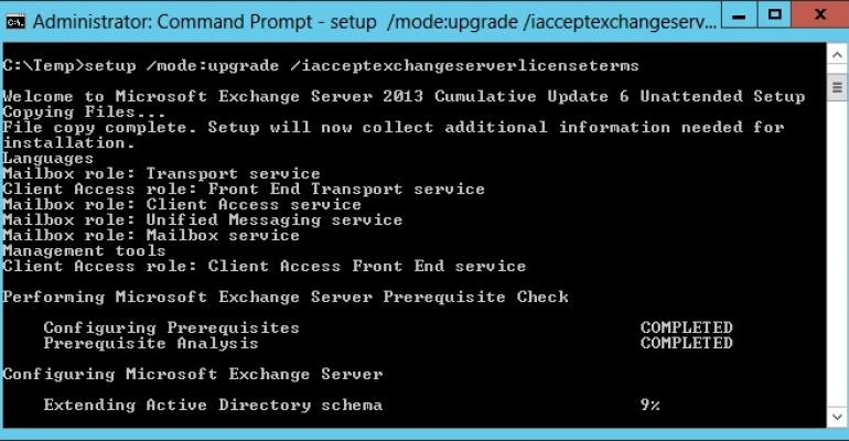 Exchange 2013 Cumulative Update 6 begins to address public folder scalability