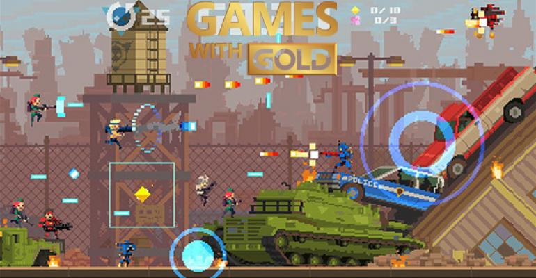 Games with Gold: September 2014