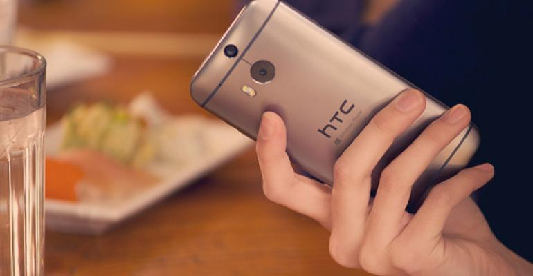 HTC One M8 for Windows: First Impressions and Photos