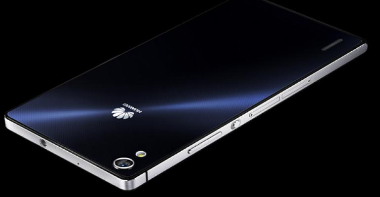 Huawei to Focus on Android, Drop Windows Phone