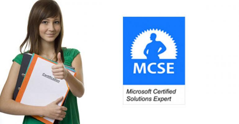 Lync, Exchange, and SharePoint MCSE Certification Seekers Now Have Just Two MCSA Paths