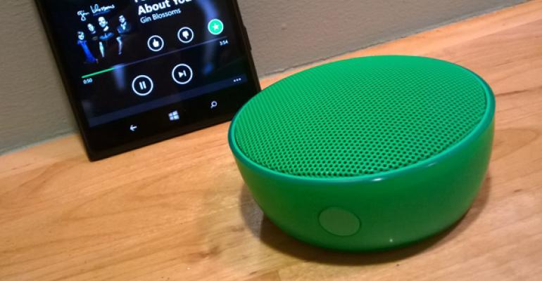Nokia Portable Wireless Speaker MD-12