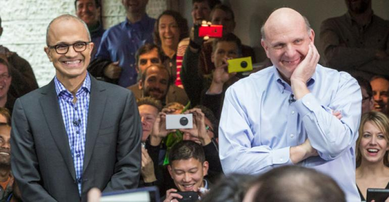 Steve Ballmer Unexpectedly Steps Down from Microsoft Board