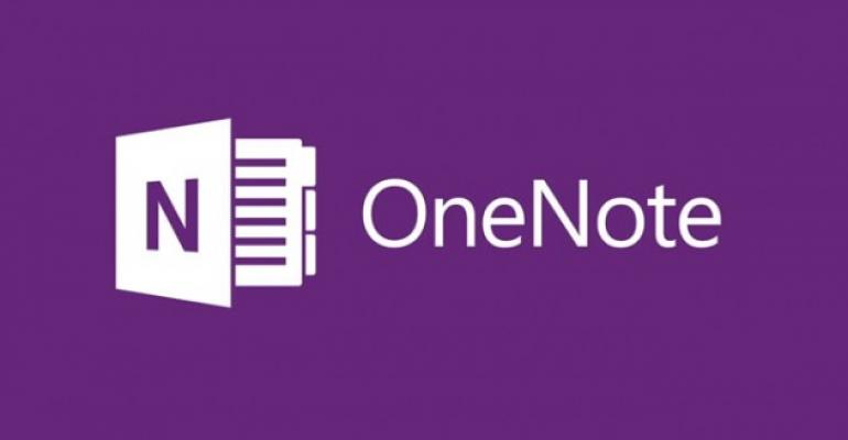 OneNote Collaborative Improvements Roll Out Today