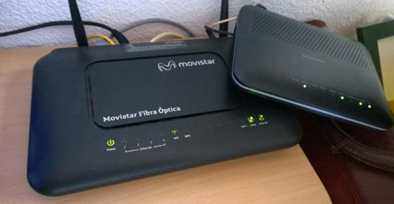 What I Use (Home Swap): Home Internet Access
