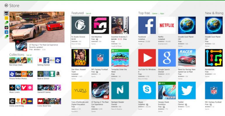 Microsoft Belatedly Moves to Fix Windows App Store