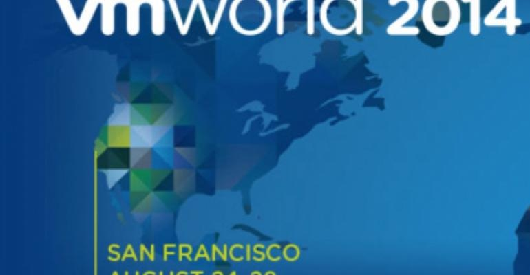 VMworld 2014: VMware's End User Computing Drives IT as a Service