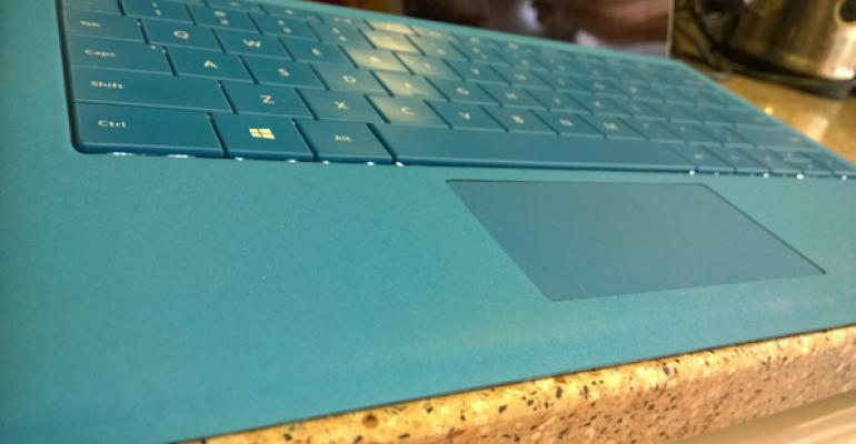 Surface Pro 3: Wear and Tear