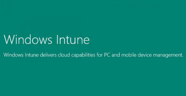 Two New Features Added to Windows Intune During Scheduled Maintenance
