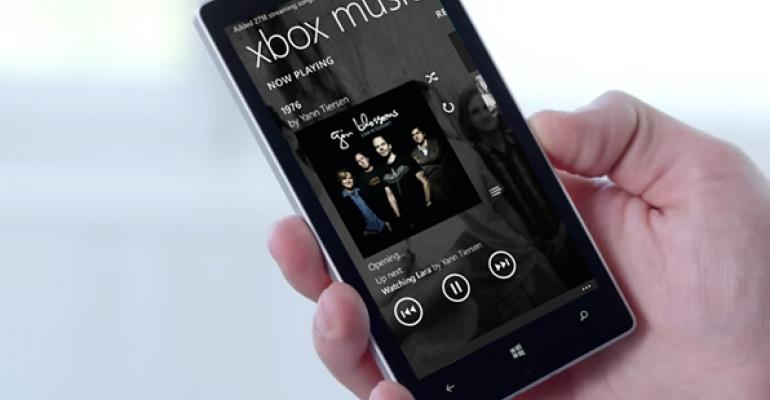 Xbox Music for Windows Phone 8.1 is Finally Usable