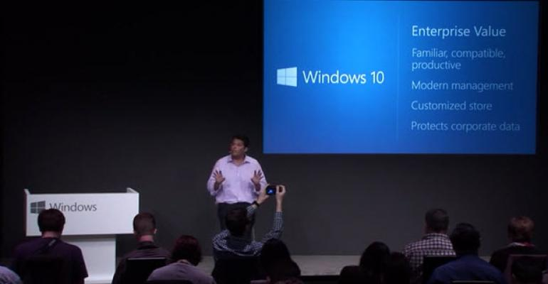 You Can Now Watch the Windows 10 Info Launch for Yourself
