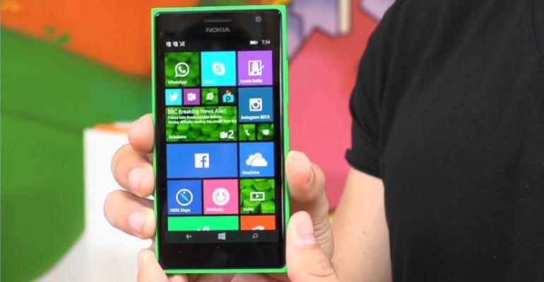 Nokia Lumia 730/735 Photos