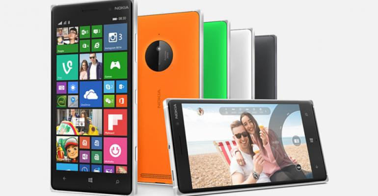 AT&T Wireless Will Sell the Nokia Lumia 830 in the United States