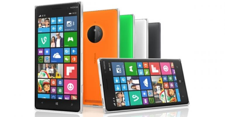 Nokia Lumia 830 Preview