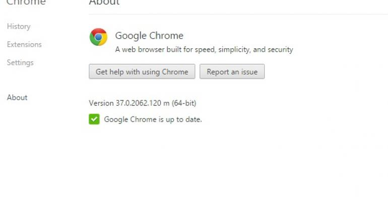 Google kills showModalDialog API in Chrome 37 and does evil to Exchange