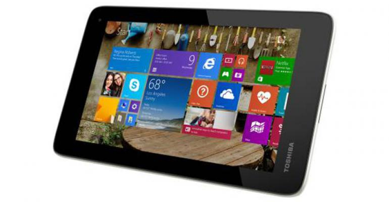 Toshiba Encore Mini Preview