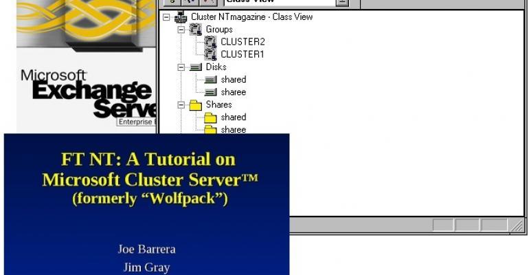 Memories of Microsoft IT's 7-node mega-Exchange 2003 cluster