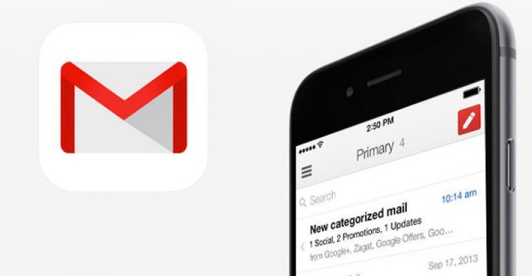 Tech Plurality: Gmail + iPhone