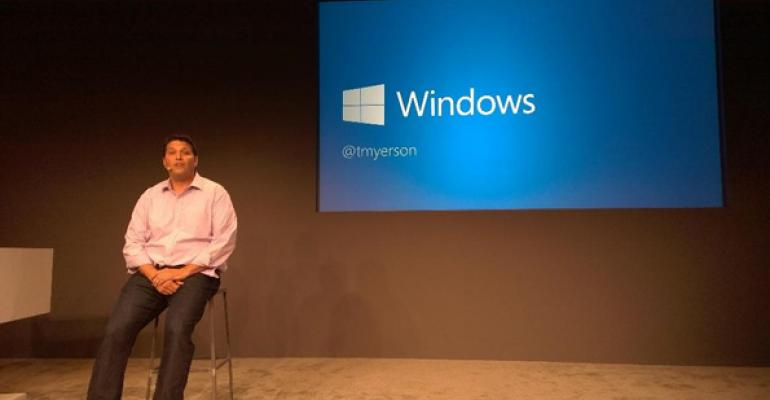 Microsoft Seeks to Please Everyone with Windows 10