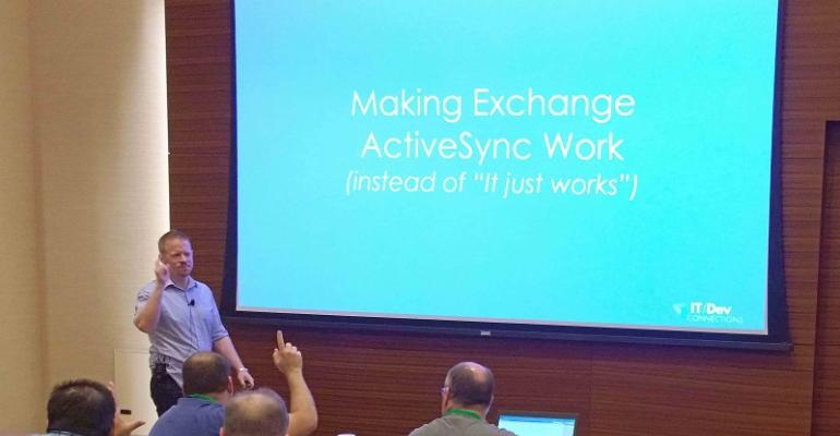 Wrapping up Exchange Connections 2014