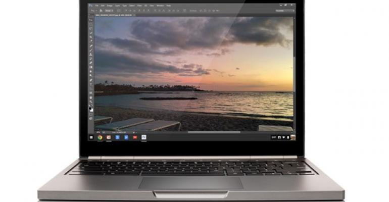 Adobe Tests Streaming Photoshop to Chromebook