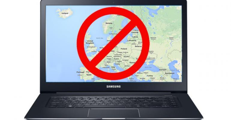 Samsung Halts Laptop Sales in Europe