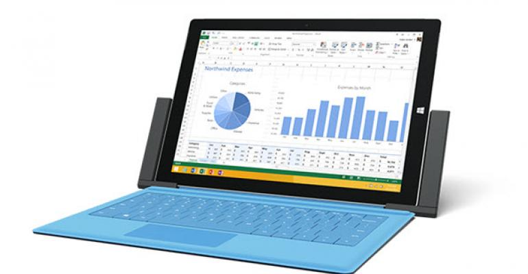 Surface Pro 3 Diary Entry 1: Quest for the Desktop