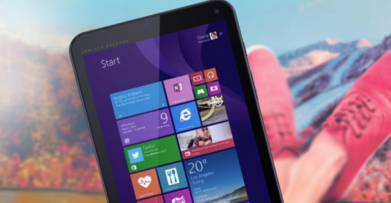 HP Announces $100 Tablet, $200 Laptop