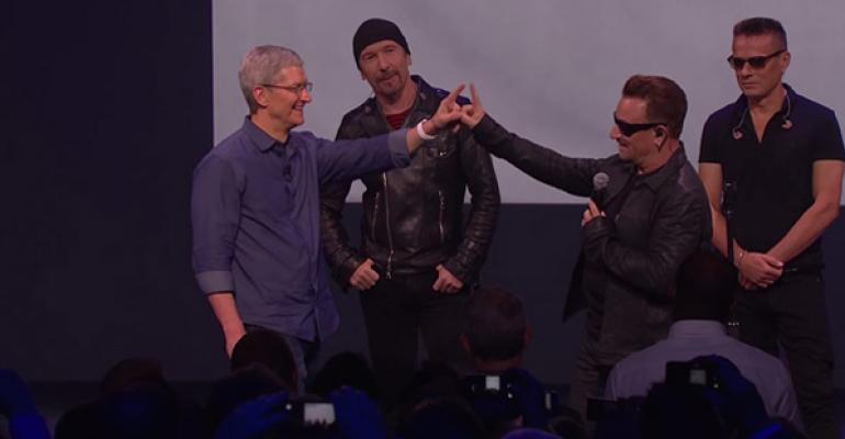 U2 Flub Shows Even Apple's Customers Have Privacy Limits